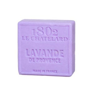 Lavender-Marseille-soap-with-Almond-Oil-LE_CHATELARD