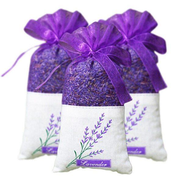Dry French Lavender Sachet Bag