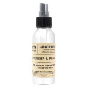lavender-and-fennel-Natural Aromatherapy Room Pillow mist