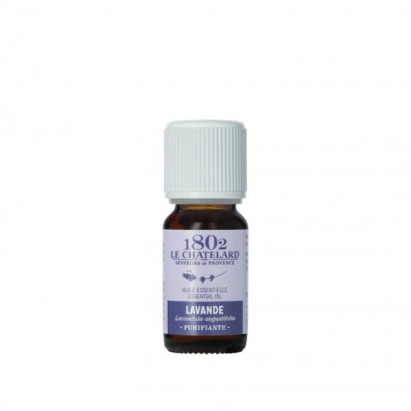 lavender French pure-essential-oil Provence Le Chatelard