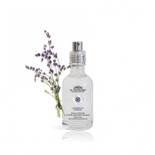 Natural lavender-relaxing pillow-mist-spray