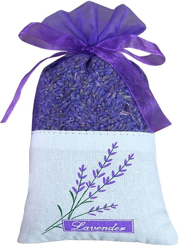 Dry French Lavender Flower Seeds Sachet bag