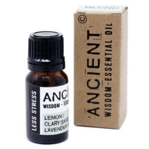 Lemon Clary Sage and Lavender less-stress-essential-oil-blend