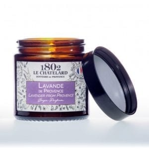 Lavender Candle Natural Provence