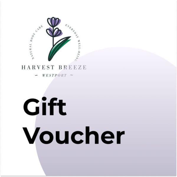 Harvest Breeze Lavender Shop Gift Voucher