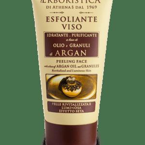 Argan Oil Face Exfoliant Peeling Lerboristica