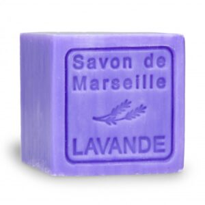 Lavender Big Soap Cube